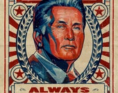 Jed Bartlet Campaign Poster