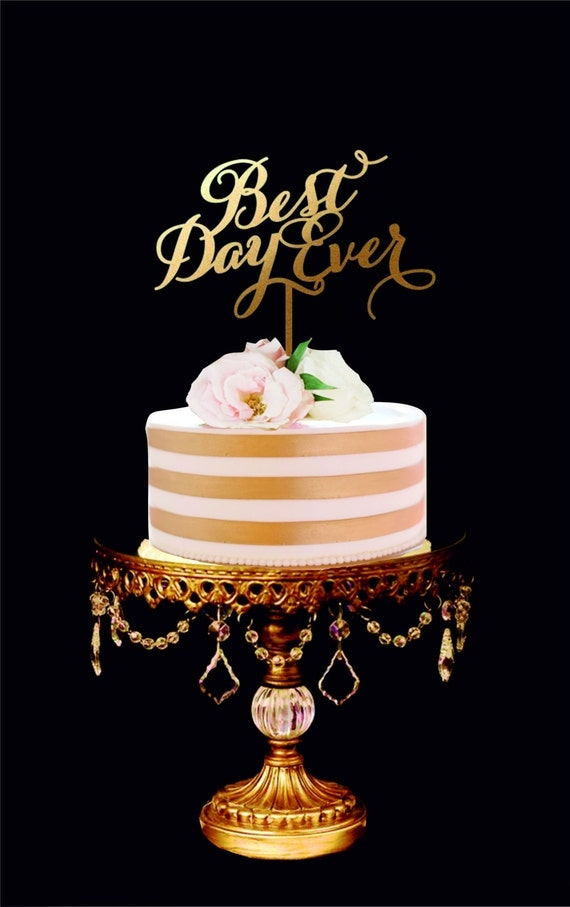 best wedding cake toppers ever best day wedding cake topper 11703