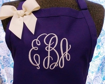 Personalied Apron Housewarming Bridal Shower Gift