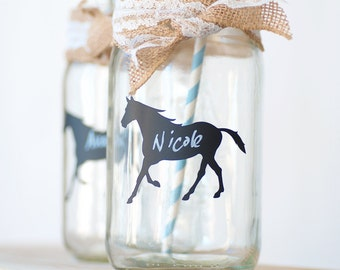 8 Kentucky Derby, Horse Chalkboard Labels, Equestrian, Mason Jar Decor,Drink Labels,Chalkboard Stickers,Mason Jar Labels,Storage Labels