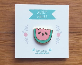 JUICY FRUIT - enamel pin