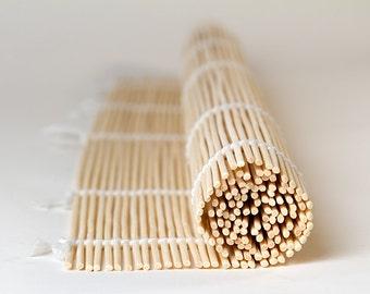 Bamboo Felting Rolling Mat for Wet Felting, Matchstick Mat, 19 x 20 inches