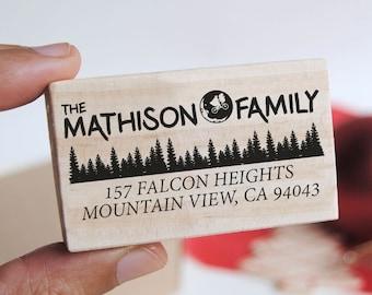 geeky couples gift, custom Address Stamp, ET The Extra Terrestrial, Address Stamp, return address stamp, geeky wedding, family address stamp