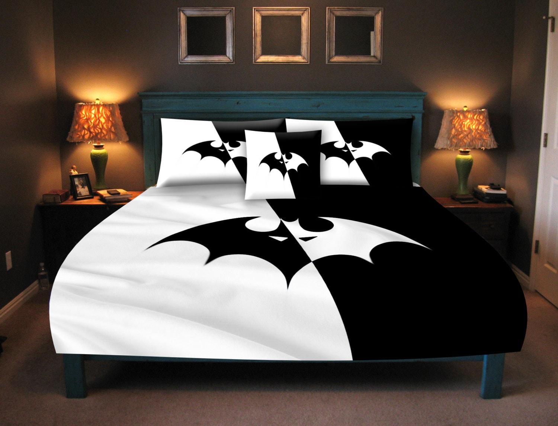 Batman Bedding Super Hero Bedding Set Batman Duvet Cover