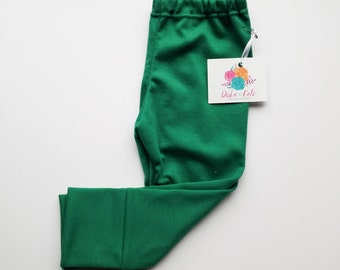 18 Month Kelly Green Leggings