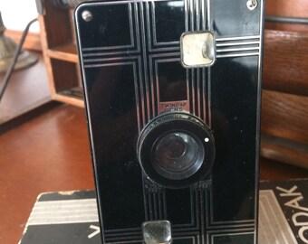 Kodak Jiffy Six-16 Camera with Bellows in Original Box
