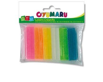 12 rolls Oyumaru colors vivid