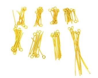 800 stems with golden eye - from 16 to 50mm