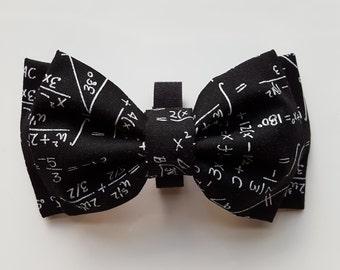 Math! Dog Bowtie