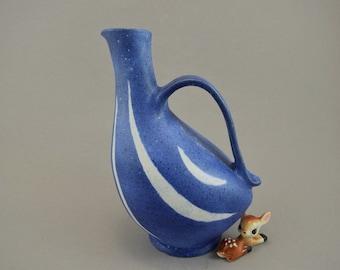 "Rare vintage vase / Studio Art / ""Pigeon"" | West Germany | WGP | 60s"