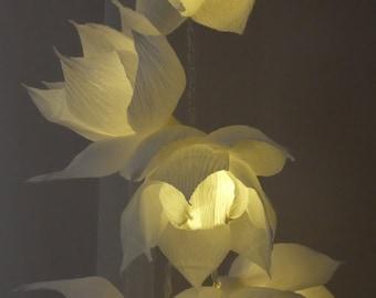 Weddings lights, Lights garland, Battery lights, Garland, Wedding lights, String lights, Flower lights,  Fairy lights, Home lights