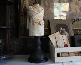 Straight Jacket Mannequin // Straightjacket Doll // Asylum Jacket // Restraint Jacket
