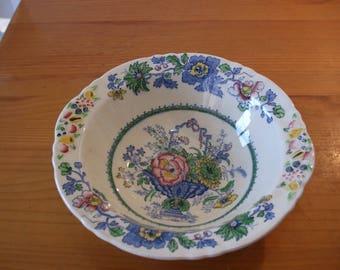 Masons Strathmore fruit bowl/open vegetable dish