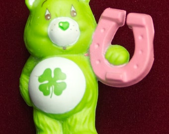 Collectable Good Luck 1983 Care Bear By American Greetings