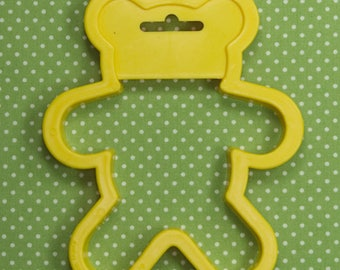 1989 Collectable Wilton Teddy Bear Cookie Cutter Taiwan