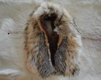 Badger Fur Collar