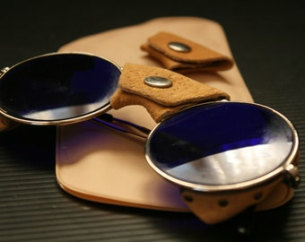 Welding Goggles, Welding Glasses, Safety Glasses, Protective Glasses, Steampunk Goggles, Steampunk Glasses, Flip Up Welding Glasses, Goggles