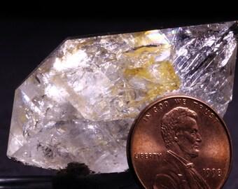 Herkimer Diamond Golden Healer Crystal *40g*