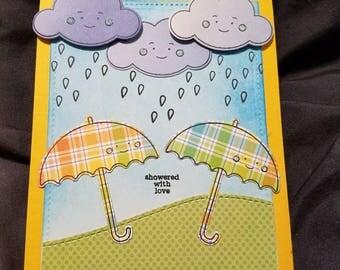 Greeting card, Friendship card