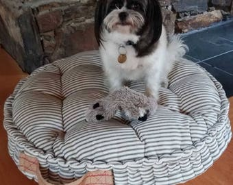 Farmhouse dog bed - French Mattress