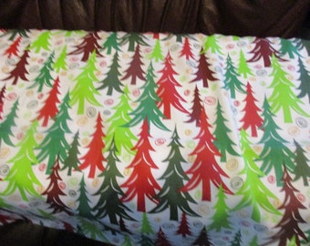 SALE: Fabric Finders Christmas Tree Cotton Fabric