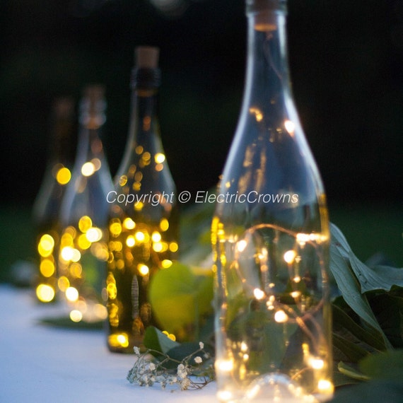 Liquor Bottle Centerpieces: DIY Wedding Lantern Wedding Centerpiece Wine Bottle Decor