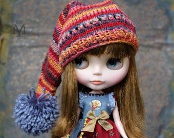 "Blythe Hat ""Buratino"""