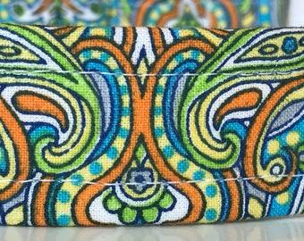 Mosaic Dog Collar ~ Handmade Dog Collar - Girl Dog Collar