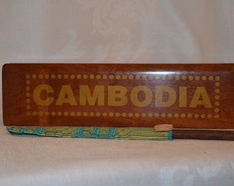 Boxed Set of Cambodian Chopsticks