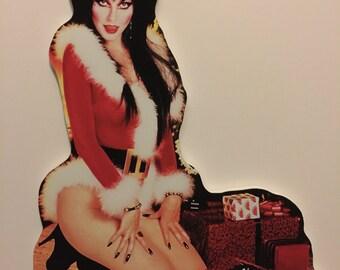 Elvira Christmas Standup