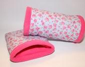 Floral Snuggle Sack & Snuggle Tunnel Set