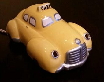 I. W. Rice Co. Inc. Taxi Cab Lamp