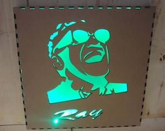 Table Ray Charles LED