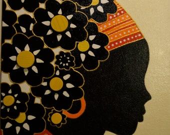 "Francesca Colantoni: ""the African"" 2016"