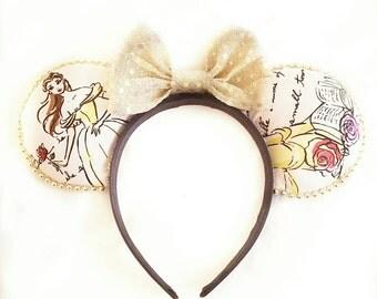 Belle Mouse Ears