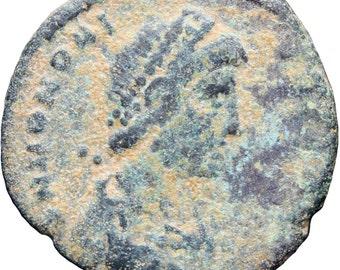 395 – 401 Roman Empire Honorius AE3 Coin Mint Nicomedia