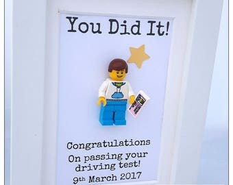 Driving test  gift