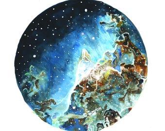 Sentinel Nebula
