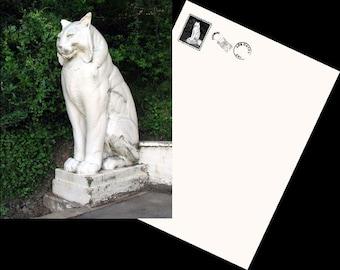 Los Gatos Cat Notepad