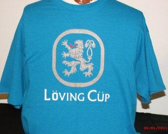 "Phish/Rolling Stones Shirt. ""Loving Cup"" Lot shirt."