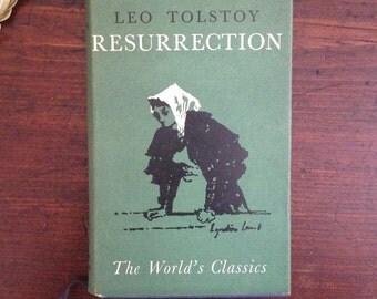Leo Tolstoy- Resurrection- Pocket size
