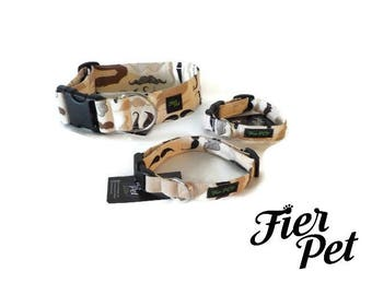 Designer dog collar,dog ,moustache collar, collar,adjustable collar,fier-pet