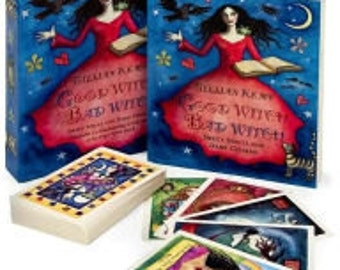 Good Witch/Bad Witch Oracle Reading with PDF