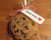 Favors-Individual Mini Chocolate Cookies