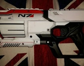 Mass Effect Inspired Mega Blaster - still fires