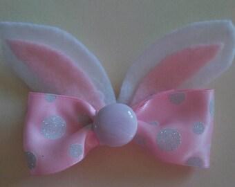 Bunny Ear Hairbow
