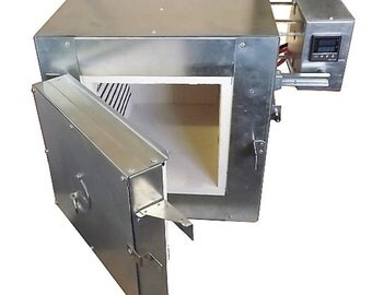 Electrical kiln R-1100C with spacious chamber