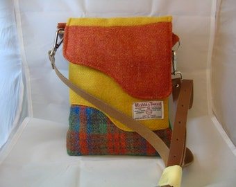 Harris Tweed Shoulder / Crossbody Bag (free P&P)