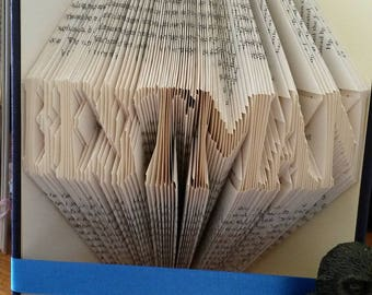 BESTMAN...folded book art