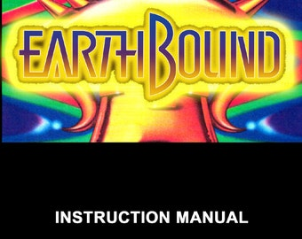 Earthbound manual
